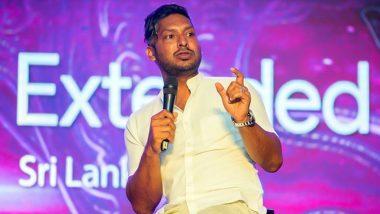 कुमार संगकारा ने आईसीसी चेयरमैन के लिए सौरव गांगुली को दिया समर्थन
