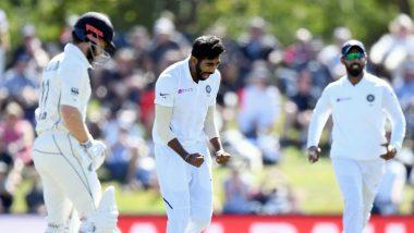 IND vs NZ 2nd Test Match 2020 Day 2: भारतीय गेदबाजों की शानदार गेंदबाजी, कीवी टीम 235 रनों पर हुई ऑल आउट