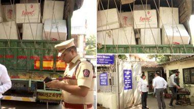 कोरोना का कहर: महाराष्ट्र में मास्क की कालाबाजारी का बड़ा पर्दाफाश, 4 गिरफ्तार