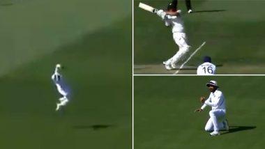 IND vs NZ 2nd Test Match 2020 Day 2: क्राइस्टचर्च में रविंद्र जडेजा ने पकड़ा ऐतिहासिक कैच, वीडियो देखकर आपको भी नहीं होगा यकीन