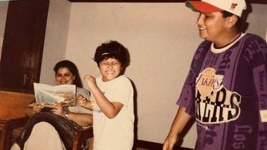 अर्जुन कपूर अपनी मां को याद करके हुए इमोशनल, बचपन की फोटो शेयर करकेजताया इस बात का दुख