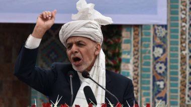 अफगानिस्तान के राष्ट्रपति अशरफ गनी का ऐलान- रिहा होंगे तालिबान कैदी