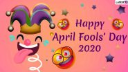 April Fool's Day 2020 Messages: इस दिन को खुशनुमा बनाने के लिए अपने प्रियजनों को भेजें Fun WhatsApp Messages, GIF Images और Quotes