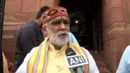 One Year of Modi govt 2.0: केंद्रीय स्वास्थ्य राज्यमंत्री अश्विनी चौबे ने कहा- ऐतिहासिक कार्यो के लिए जाना जाएगा मोदी सरकार का पहला साल