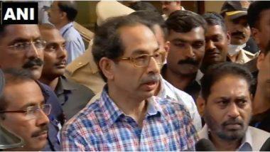 कोरोना वायरस का कहर: महाराष्ट्र में पीड़ितों की संख्या 41 हुई, सीएम उद्धव ठाकरे ने कहा- सार्वजनिक सेवाओं के साथ ही सरकारी कार्यालय भी रहेंगे चालू