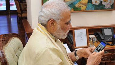 कोरोना को खत्म करने के लिए कमर कस चुके पीएम मोदी ने किया बड़ा काम, मनमोहन सिंह-सोनिया गांधी सहित दिग्गज नेताओं से COVID-19 पर की चर्चा