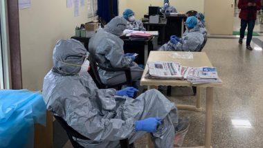 कोरोना वायरस: देश में 24 घंटे में COVID-19 के 508 नए मामले दर्ज, पीड़ितों की संख्या बढ़कर 4,789 हुई, अब तक 124 लोगों की मौत