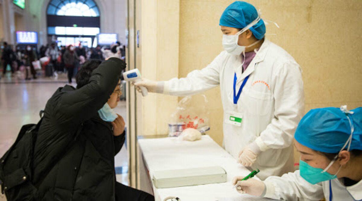 Coronavirus: दिल्ली AIIMS के तीसरी मंजिल से कूदा कोरोना संदिग्ध मरीज, पैर में आया फ्रैक्चर