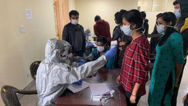 Coronavirus: मुंबई एयरपोर्ट पर 551 विमान के 65,621 यात्रियों की हुई जांच, 149 संदिग्ध के टेस्ट नेगेटिव, 3 के रिपोर्ट आना बाकी