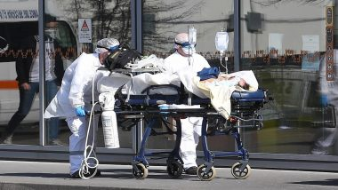 अमेरिका में कोरोनावायरस से हाहाकार, कोविड-19 के 5 लाख 50 हजार मामले