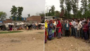 लॉकडाउन: दिल्ली में परेशान दिहाड़ी मजदूरों ने सरकार से लगाई गुहार, कहा-मदद करें वरना कोरोना से पहले भूख से ही मर जाएंगे
