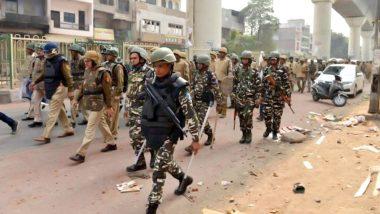दिल्ली हिंसा: अबतक 690 एफआईआर दर्ज, पुलिस ने 2,193 लोगों को गिरफ्तार या हिरासत में लिया