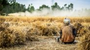 योगी सरकार ने किसानों के खिलाफ 868 पराली जलाने के मामले वापस लिए
