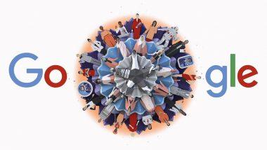 International Women's Day 2020: अंतरराष्ट्रीय महिला दिवस के मौके पर गूगल ने खास Doodle बनाकर किया महिलाओं को सलाम