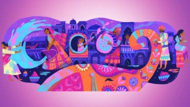 Happy Holi 2020: गूगल लाया रंग खेलने का नया तरीका, घर बैठे अपने स्मार्टफोन से यूं खेलें होली
