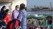 Maharashtra में गहराया कोरोना का संकट, पिछले 24 घंटे में COVID-19 के 61,695 नए केस,  349  लोगों की गई जान