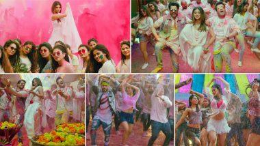 Holi Mein Rangeele Song Video: मौनी रॉय-वरुण शर्मा का रोमांचक होली म्यूजिक वीडियो हुआ रिलीज