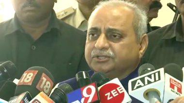 गुजरात कांग्रेस में भी कोहराम: 4 विधायकों का इस्तीफा, डिप्टी सीएम नितिन पटेल बोले- कुछ और विधायक कर सकते हैं साथ