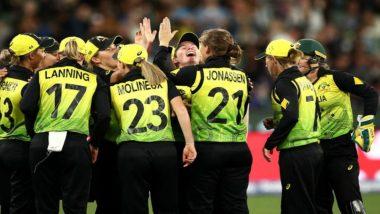 IND vs AUS, ICC Women's T20 World Cup 2020 Final Report: भारत को 85 रनों से ऑस्ट्रेलिया ने हराया, पांचवी बार बना वर्ल्ड चैंपियन