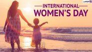 International Women's Day 2021: क्यों मनाया जाता है अंतरराष्ट्रीय महिला दिवस? जानें इसका इतिहास और महत्व