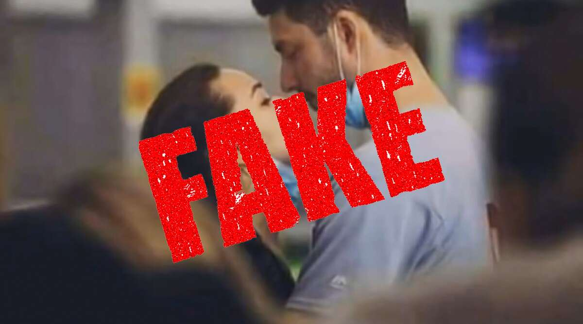 Fact Check: COVID-19 मरीजों का इलाज करने से इटली के डॉक्टर कपल की गई जान? जानें आखिरी किस करते हुए उनके वायरल तस्वीर की सच्चाई