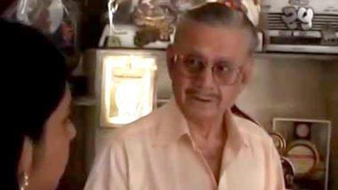 88 वर्षीय दिग्गज मराठी अभिनेता जयराम कुलकर्णी का हुआ निधन, दोपहर में होगा अंतिम संस्कार