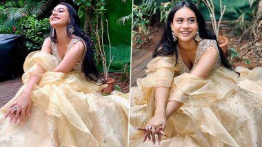बदल गया अजय देवगन की बेटी न्यासा का लुक, फोटोशूट में दिख रही हैं बेहद ही खूबसूरत