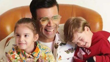 करण जौहर ने अपने 3 साल के जुड़वां बच्चों से कोरोना वायरस को लेकर पूछा सवाल, यश और रूही का जवाब जीत लेगा आप दिल