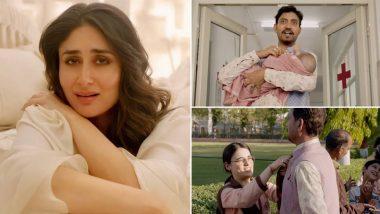 Angrezi Medium Song Laadki: इरफान खान-करीना कपूर खान-राधिका मदान स्टारर अंग्रेजी मीडियम का गाना लाड़की रिलीज, देखें वीडियो
