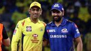 मुंबई इंडियंस ने जारी रखा IPL 2020 का उत्साह! ट्वीट किया 'MI vs CSK' के पहले मैच का ऐसे लाइव स्कोर