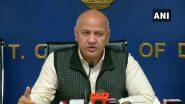 राजधानी दिल्ली में अभी नहीं खुलेंगे स्कूल, उपमुख्यमंत्री मनीष सिसोदिया ने कहा- कोरोना से बच्चों की सुरक्षा जरूरी