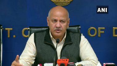 दिल्ली के उपमुख्यमंत्री मनीष सिसोदिया ने कहा- केंद्र सरकार से दिल्ली सरकार को कोई सहायता नहीं मिलती है
