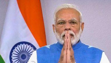 Gudi Padwa, Ugadi, Navratri 2020 Wishes: पीएम मोदी, अमित शाह, राजनाथ समेत दिग्गज नेताओं ने देश को दी नवरात्रि, गुड़ी पड़वा और नव संवत्सर वर्ष की बधाई