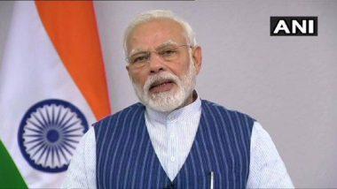 इवांका ट्रम्प ने पीएम नरेंद्र मोदी के योगासन वीडियो को बताया ''शानदार''