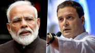 Rahul Gandhi Attacks Modi Govt on COVID-19 Cases in India: कोरोना को लेकर राहुल गांधी का केंद्र पर बड़ा हमला, कहा-20 लाख का आंकड़ा पार, गायब है मोदी सरकार