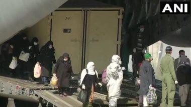 कोरोना वायरस का प्रकोप: ईरान में फंसे 58 भारतीय तीर्थ यात्रियों का रेस्क्यू, तेहरान से भारत पहुंचा पहला जत्था