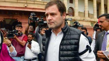 कोरोना से जंग जारी: प्रवासियों के मुद्दे पर राहुल गांधी ने कहा-हम लोगों को निराश नहीं होने देंगे