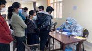 देश में 24 घंटे के भीतर कोरोना के आए सबसे अधिक 7,466 केस, मरीजों की संख्या हुई 1,65,799 अब तक 4706 मौतें