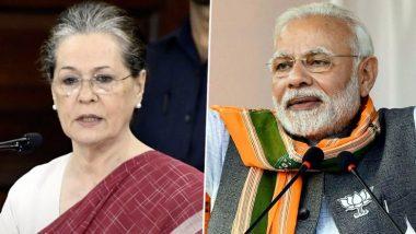 कोरोना का कहर: सोनिया गांधी ने COVID-19 को देश के लिए बताया चिंता का विषय, PM मोदी से की ये मांग