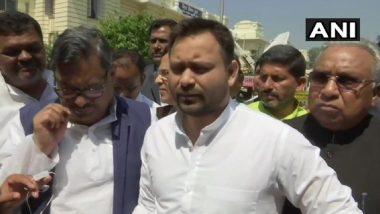 राज्यसभा चुनाव 2020: RJD के 2 उम्मीदवारों के ऐलान से कांग्रेस खफा? तेजस्वी ने चुप्पी तोड़ते हुए दिया बड़ा बयान