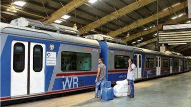 COVID-19 Scare: कोरोना वायरस के मद्देनजर वेस्टर्न रेलवे पर AC लोकल सर्विस कल से बंद, इसकी जगह 31 मार्च तक नॉन-एसी सबर्बन सेवाओं को किया जाएगा रिप्लेस