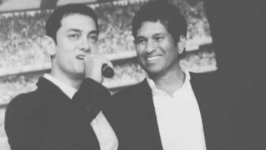 आमिर खान के जन्मदिन पर दोस्त सचिन तेंदुलकर ने खास अंदाज में दी बधाई