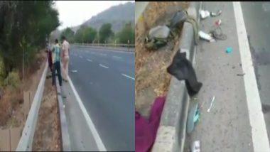 Coronavirus Lockdown: महाराष्ट्र के पालघर में सड़क हादसे में 4 की मौत- 3 जख्मी, लॉकडाउन के चलते पैदल अपने गांव जा रहे थे ये प्रवासी मजदूर