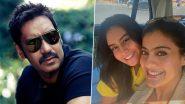 अजय देवगन-काजोल की बेटी न्यासा को हुआ कोरोना वायरस? सिंघम एक्टर ने बताई वायरल खबर की सच्चाई