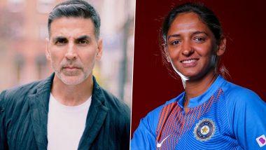टी20 वर्ल्ड कप से पहले अक्षय कुमार ने भारतीय महिला क्रिकेट टीम की कैप्टेन हरमनप्रीत कौर को दी जन्मदिन की बधाई, देखें स्पेशल Video