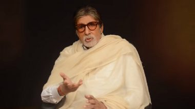 कोरोना वायरस के चलते कोलकाता की सूनसान सड़के देख अमिताभ बच्चन ने किया ट्वीट, कहा- यकीन कर पाना मुश्किल है