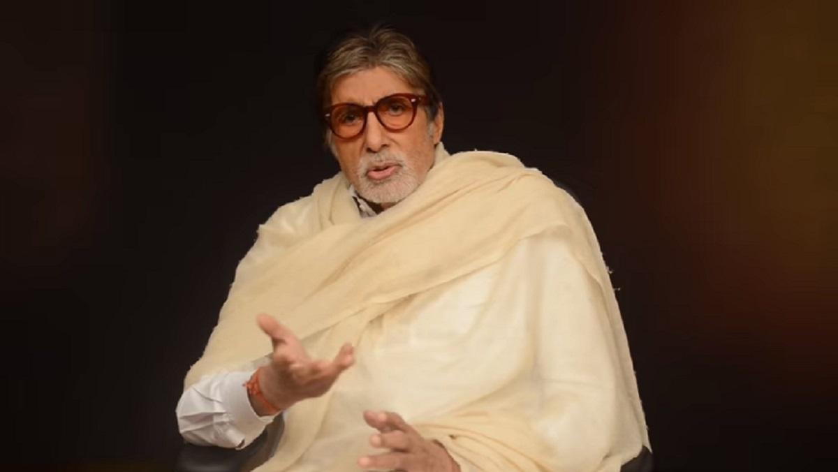 अमिताभ बच्चन भी घर पर बिता रहे हैं वक्त, फैंस के साथ शेयर की ये पुरानी यादें