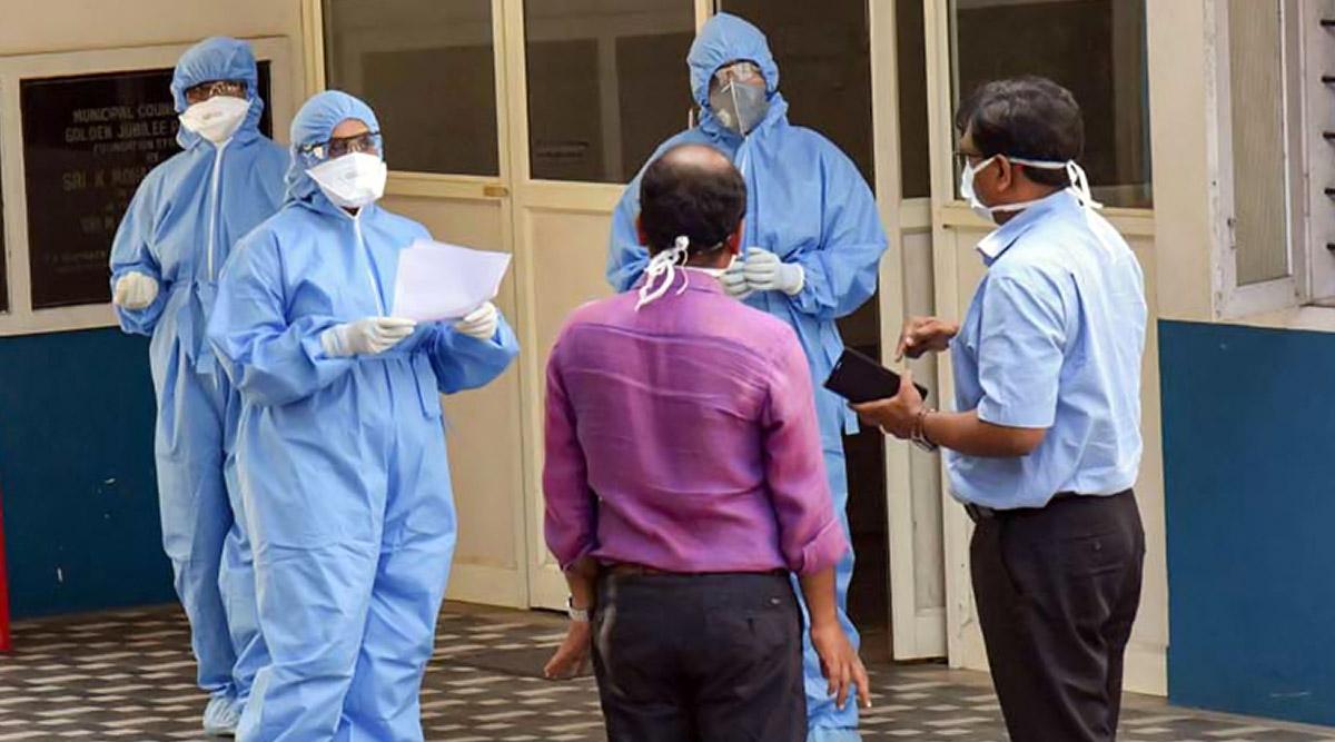 कोरोना पॉजिटिव डॉक्टर के संपर्क में आए 900 लोग क्वारंटाइन