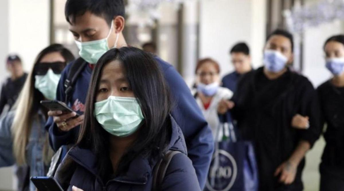 Coronavirus के संक्रमण से घबराए शख्स ने पत्नी को किया बाथरूम में बंद, महिला ने कॉल कर बुलाई पुलिस