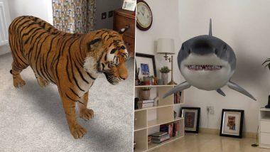 Google 3D Animals: लॉकडाउन में गूगल 3-डी एनिमल्स के साथ करें फन, बच्चों को घर के भीतर कराएं इन जंगली जानवरों के होने का अहसास